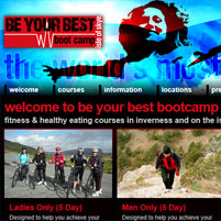 Skye Bootcamp - Be your best!